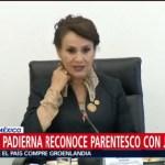 Foto: Padierna Reconoce Parentesco Juez Caso Rosario Robles 15 Agosto 2019