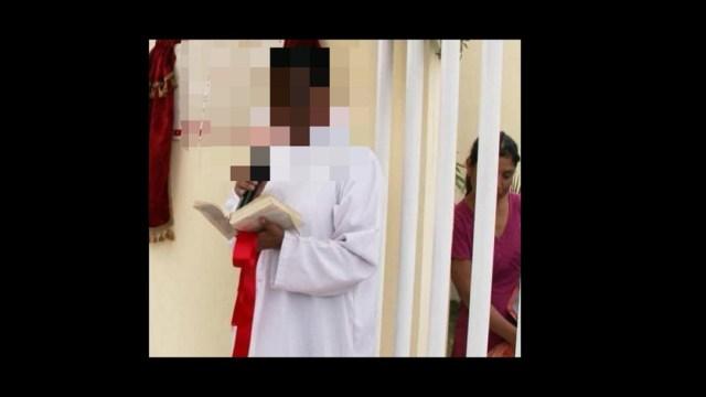 Iglesia católica separa a sacerdote acusado de violar a una menor en Puebla