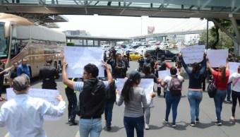Foto: Protesta desabasto de medicamentos, 26 de agosto de 2019, Ciudad de México