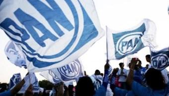 Elección local del PAN en Campeche termina en golpes