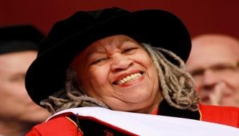 Foto: Perfil de la escritora Toni Morrison 6 agosto 2019
