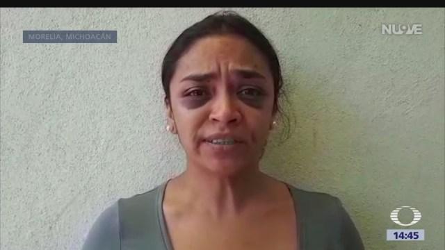 Foto: Periodista Denuncia Intento Violación Morelia Policías Arrestan Golpean 22 Agosto 2019