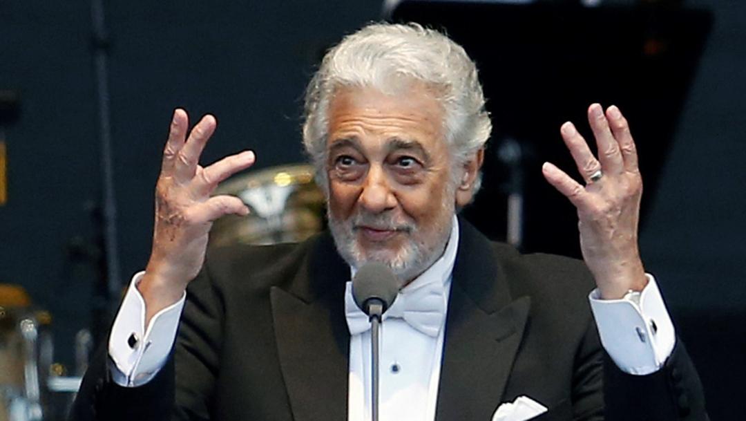 FOTO Plácido Domingo enfrenta acusaciones por acoso sexual (EFE)