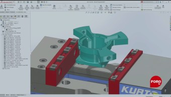 FOTO: Plataforma de diseño y fabricación 3D, 11 Agosto 2019