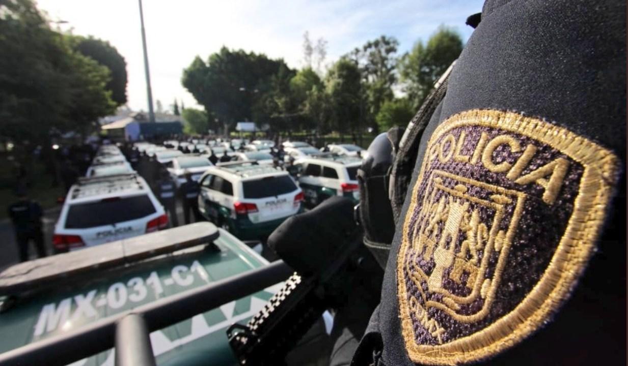 Policías de la CDMX.