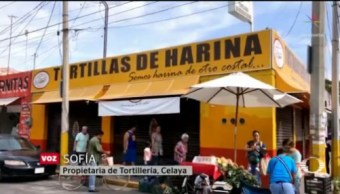 Foto: Inseguridad Celaya Se Queda Sin Tortillas 8 Agosto 2019