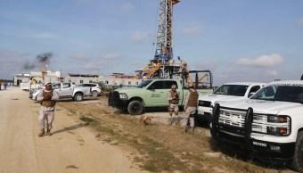 Liberan pozos pretroleros que no operaban desde 2013, en Tabasco