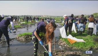 Primer voluntariado para contribuir a mejorar el medio ambiente