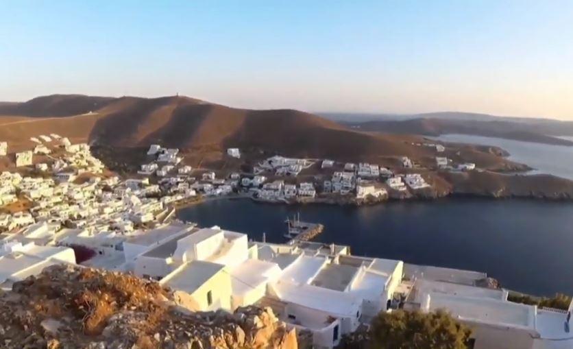 Astypalea, isla griega donde se prohíbe fumar.