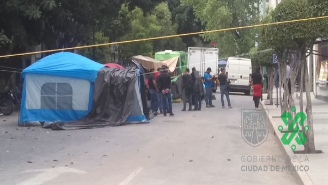 Foto Protestas de manifestantes afectarán la vialidad en alcaldía Cuauhtémoc 6 agosto 2019