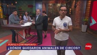 FOTO: Punto y Contrapunto, con Genaro Lozano: Programa del 16 de agosto de 2019, 17 Agosto 2019