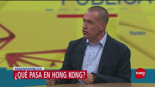 FOTO: ¿Qué está pasando en Hong Kong?, 18 Agosto 2019