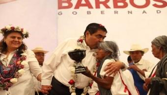 Foto Quién es Miguel Barbosa Huerta, gobernador de Puebla 1 agosto 2019