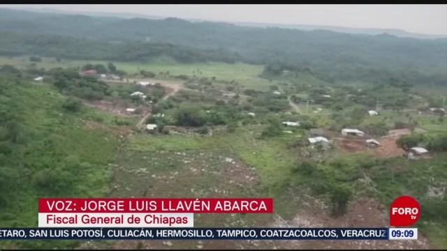 FOTO: Recuperan 400 hectáreas que fueron invadidas en Chiapas, 3 AGOSTO 2019
