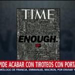 Foto: Revista Time Texas Tiroteos Portada 8 Agosto 2019