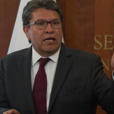 Ricardo Monreal impugnará ante TEPJF la resolución de la Comisión de Morena