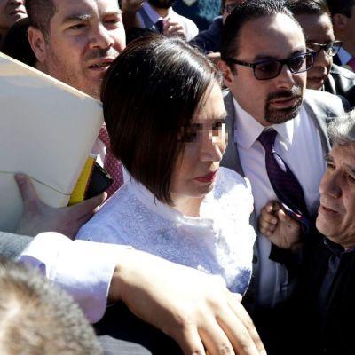 Defensa de Rosario Robles acusa a Padierna de hacer 'juicio de estado'
