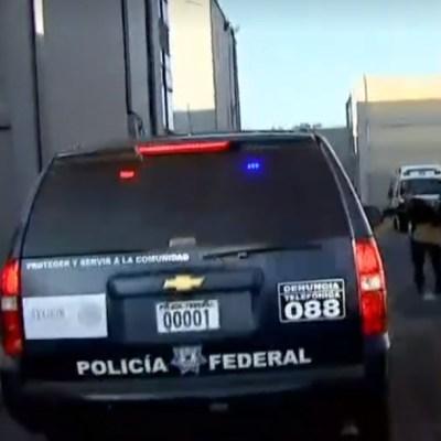 Rosario Robles ingresa al penal de Santa Martha Acatitla