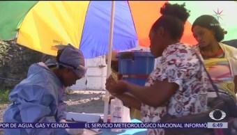 Ruanda cierra frontera por ébola