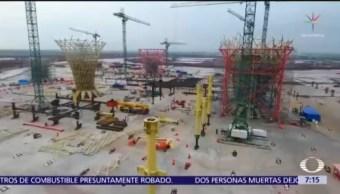 SCT asegura que ya hay permisos para construir aeropuerto en Santa Lucía