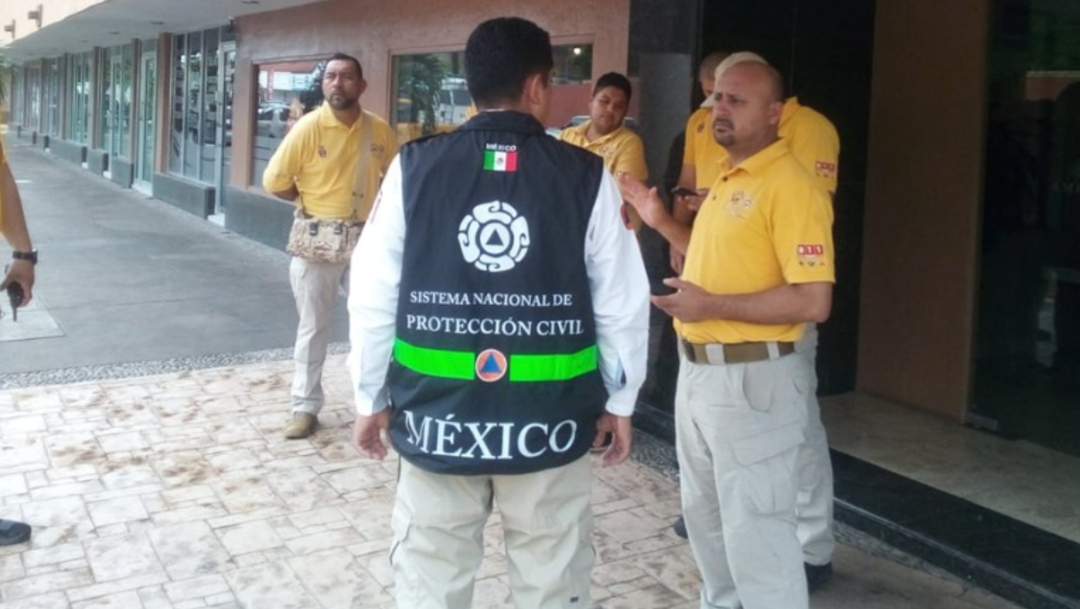 Foto: Instituto de Protección Civil Estatal de Sinaloa señaló que continúan los trabajos de recuperación en diversos municipios, 25 de agosto de 2019 (Twitter @CNPC_MX)
