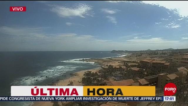 Foto: Sismo magnitud 5.8 Baja California Sur