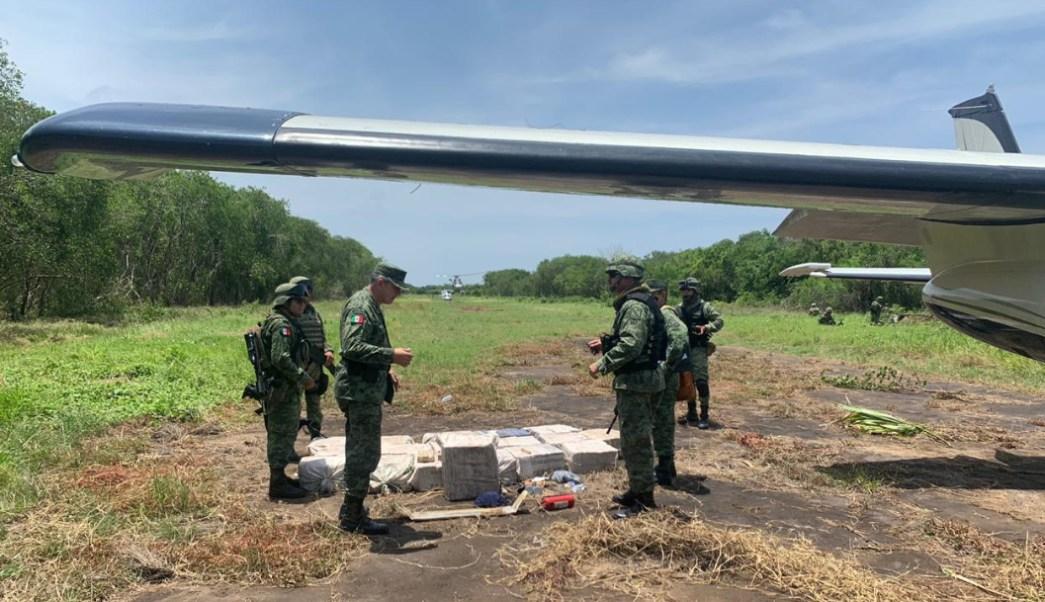 Foto: La Secretaría de la Defensa Nacional refrenda su compromiso de velar y salvaguardar el bienestar de los ciudadanos, 5 de agosto de 2019 (Noticieros Televisa)