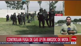 Sellan toma clandestina en Amozoc de Mota, Puebla