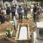 Foto: Sepultan Víctimas Masacre Coatzacoalcos 29 Agosto 2019