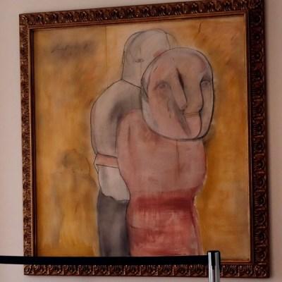De lo perdido lo que aparezca: 33 obras encargadas por Salinas de Gortari, en el Centro Cultural Los Pinos
