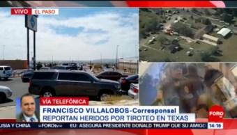 FOTO: Temen número importante de víctimas por tiroteo en Texas, 3 AGOSTO 2019