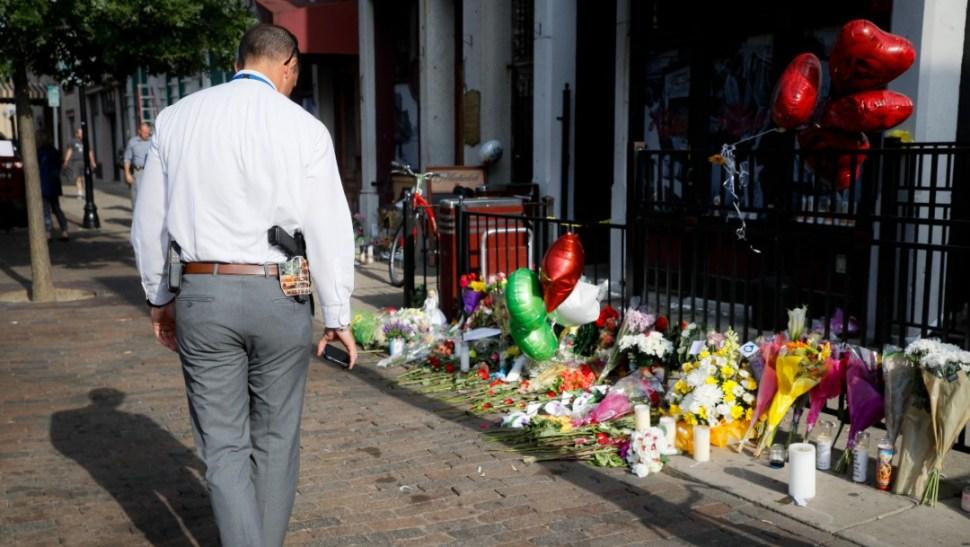Foto: Recuerdan a víctimas de tiroteo en El Paso, Texas, 5 de agosto de 2019, Estados Unidosd