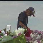 FOTO: Tiroteo El Paso Hombre Invita Comunidad Despedir Esposa,