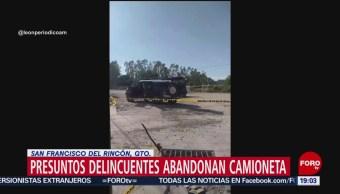Foto: Tiroteo Policías Delincuentes Muertos Guanajuato 21 Agosto 2019