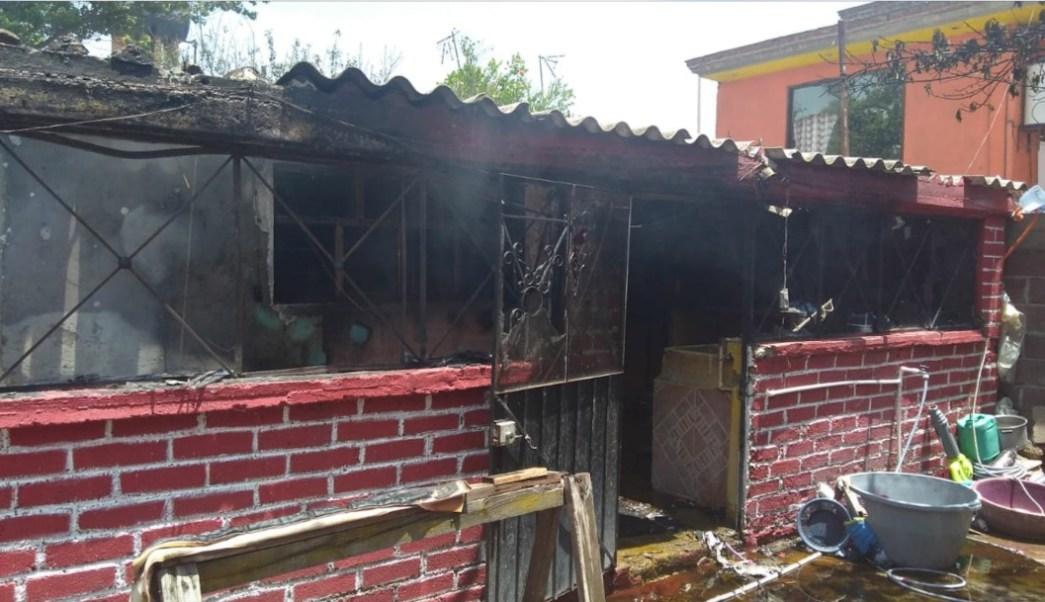 Aumenta a dos la cifra de muertos tras explosión en un predio clandestino de Tultepec