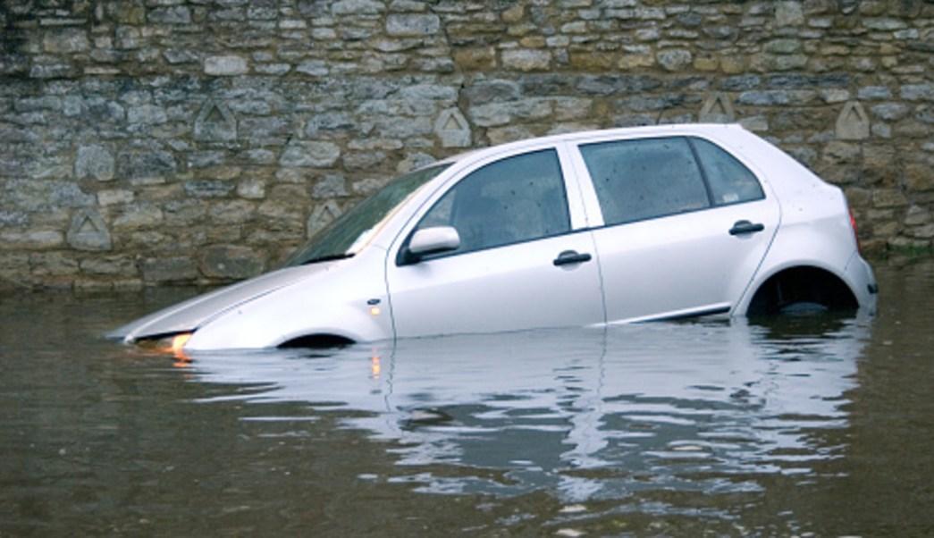 Imagen: En el Estado de México, existen 26 focos rojos por inundación en 20 municipios, Valle Dorado es uno de ellos, 19 de agosto de 2019 (Getty Images, archivo)