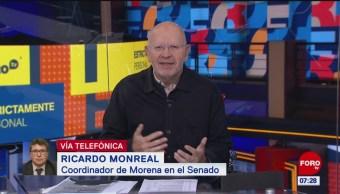Video: Entrevista completa con el senador Ricardo Monreal, en Estrictamente Personal