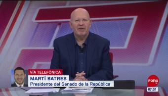 Video: Entrevista completa con Martí Batres en Estrictamente Personal
