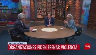 FOTO: Violencia de género en la CDMX, 18 Agosto 2019