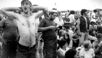 Foto: Woodstock 1969. 15 agosto 2019
