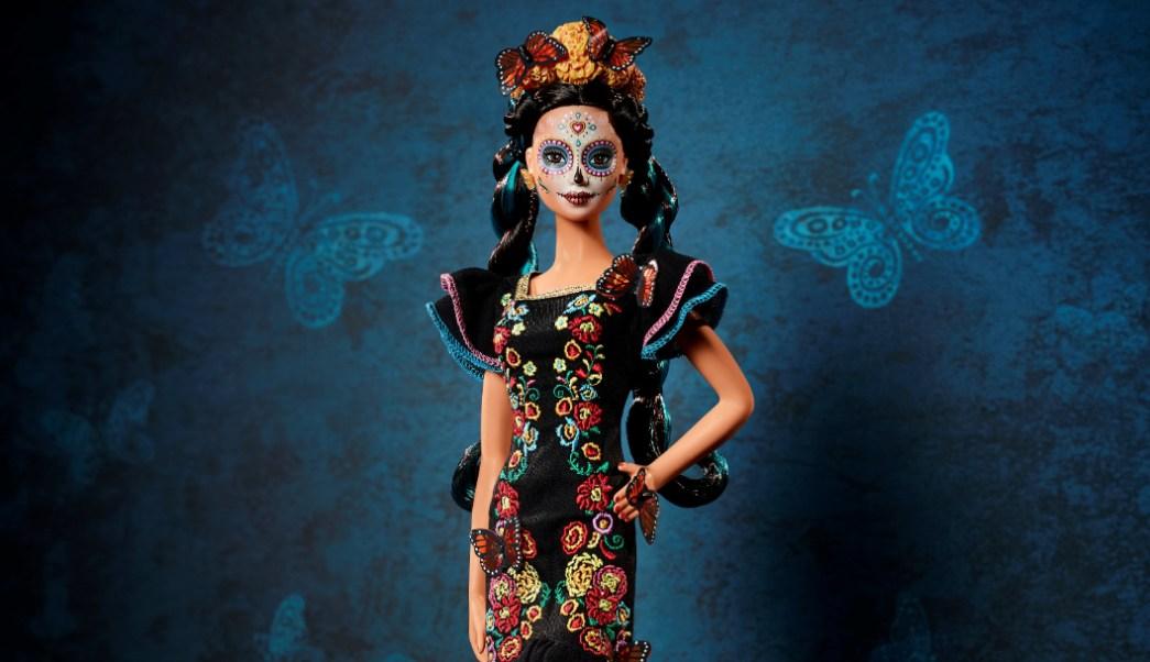 Resultado de imagen para barbie dia de muertos