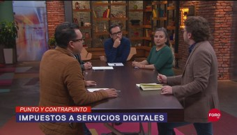 FOTO: Impuestos a servicios digitales: ¿son nuevos o no?, 13 SEPTIEMBRE 2019