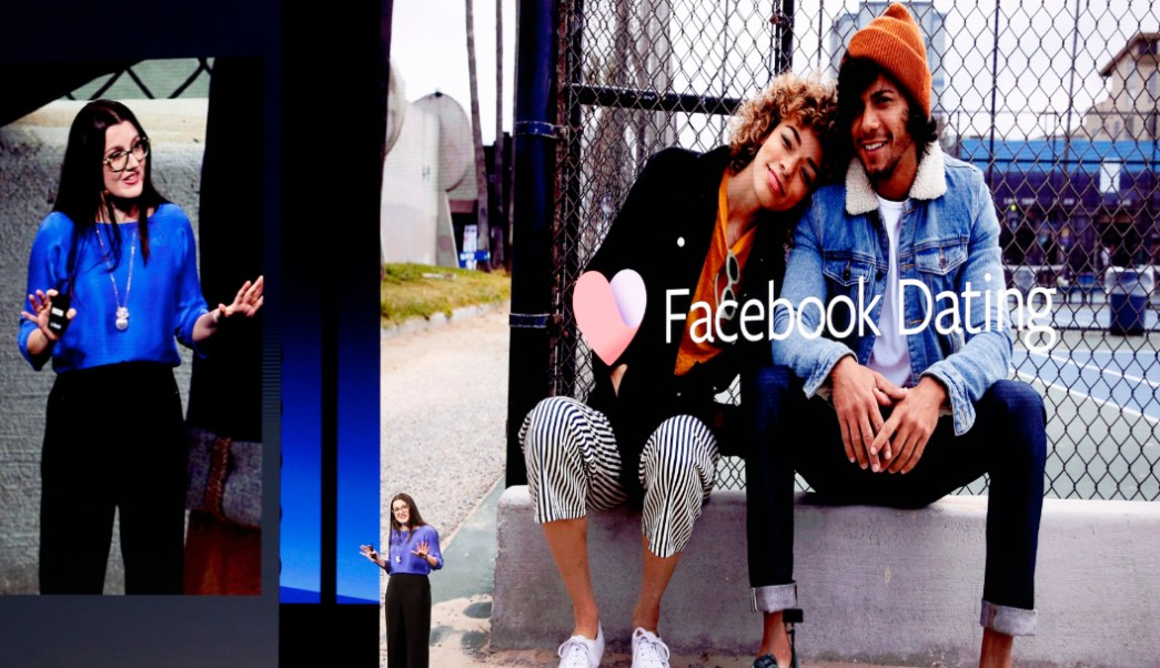 presentacion facebook dating citas