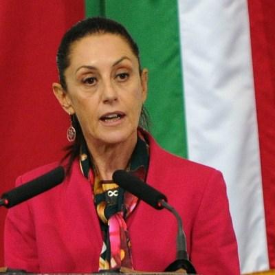 Sheinbaum plantea revisar alerta de género para CDMX por falta de resultados