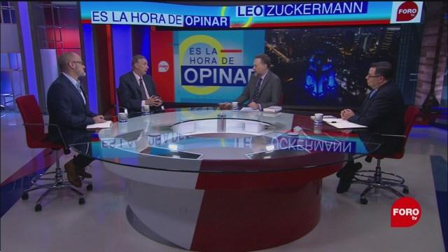 Foto: Gobierno AMLO Estorba Democracia Mesa Directiva Diputados Laura Rojas 5 Septiembre 2019