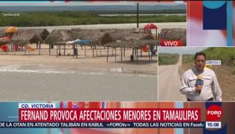 FOTO: Afectaciones Menores Tamaulipas Fernand