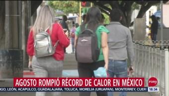 FOTO: Agosto rompe récord de calor en México, 16 septiembre 2019