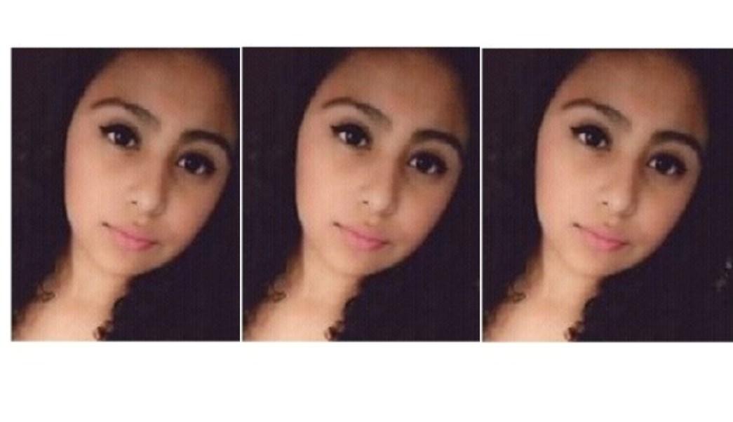 IMAGEN Activan Alerta Amber por Mónica Yamilet Hernández Guzmán en CDMX (Twitter)