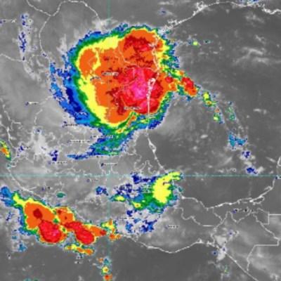 Alerta en Tamaulipas, Nuevo León y SLP por tormenta 'Fernand'