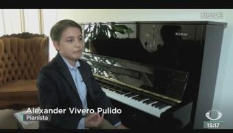 FOTO: Alexander Niño Pianista Compositor